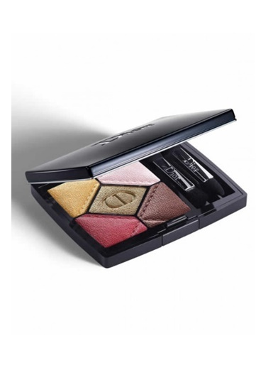 Dior Dior 5 Couleurs Dior En Diable Eyeshadow Palette 837 Devilish Renkli